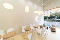 slide image Cafe Interior Design, Cafe Design, Cofee Shop, Slide Images, Cafe Idea, Coffee Ideas, Table, Furniture, Korea