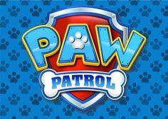 Paw Patrol imágenes, marcos para fotos, invitaciones