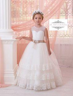 Vestidos de niña para fiestas y eventos elegantes