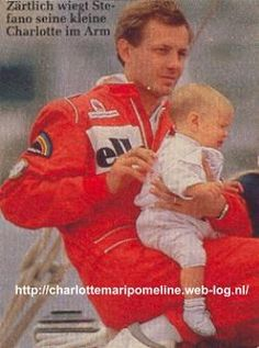 ~ CHARLOTTE'S FATHER, PASSED AWAY IN A BOAT RACING ACCIDENT ~