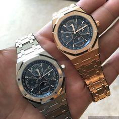 Essential Watch Tips Audemars Piguet Watches, Audemars Piguet Royal Oak, Elegant Watches, Beautiful Watches, Best Watches For Men, Cool Watches, Popular Watches, Dream Watches, Luxury Watches
