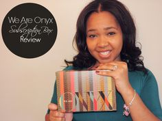 Check out my review of the We Are Onyx Beauty Subscription Box! #beauty #subscriptionbox #hair #skin #healthy