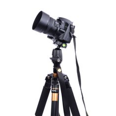 "Portable 60"" Aluminum Pro Tripod Monopod+Ball Head Pocket Travel For DSLR Camera - http://cameras.goshoppins.com/tripods-supports/portable-60-aluminum-pro-tripod-monopodball-head-pocket-travel-for-dslr-camera/"