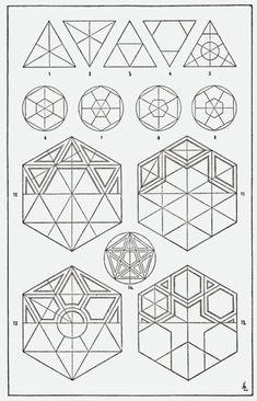 Mi premero clase es la geometría.