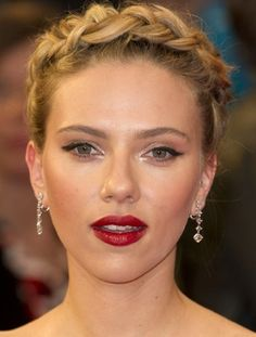 Scarlett Johansson makeup looks breakdown