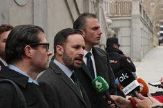Vox pedirá prisión para Turull y los otros 5 citados hoy en el Supremo