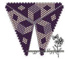 Dreiecke | biser.info - Alles über Perlen und Perlenarbeiten