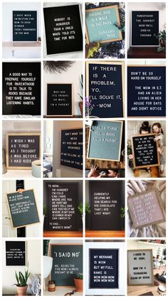 de leukste mama letterbord quotes - One Hand in my Pocket letterboard quotes Funny Mom Quotes, Dad Quotes, Quotes For Kids, Sign Quotes, Wisdom Quotes, Great Quotes, Inspirational Quotes, Light Box Quotes Funny, Felt Letter Board