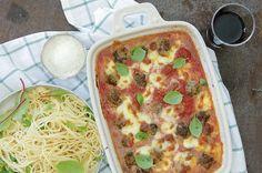 Ukemeny for uke 25 Tortellini, Vegetable Pizza, Quiche, Mashed Potatoes, Nom Nom, Food And Drink, Muffins, Vegetables, Eat