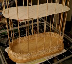 Kobolds Kerkerbastelei: Gokstad-Style Basket Backpack