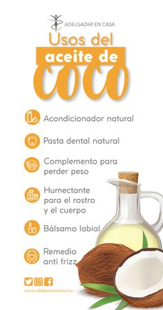 12 Ideas De Aceite De Coco Orgánico Aceite De Coco Usos Del Aceite De Coco Aceite De Coco Orgánico