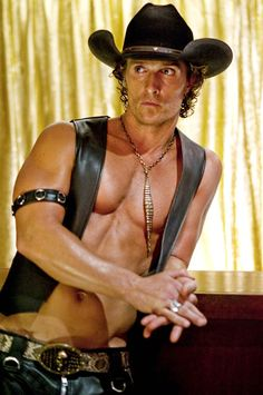 Matthew McConaughey giggled and cried during Magic Mike waxing