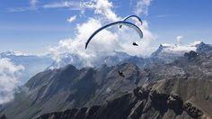 Valais Paragliding - Switzerland Tourism