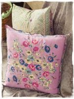 Genevieve Paisley cushion by April Cornell
