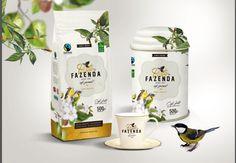 Fairtrade Special 100% Arabic Brazilian Coffee.