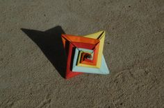 Origami espiral