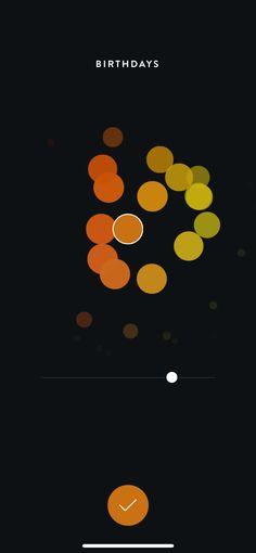 Timepage iOS Design Patterns - Mobbin