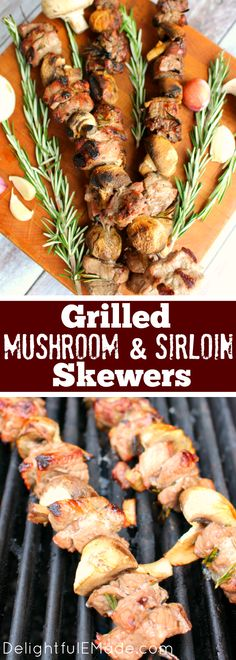 ... ~Summer Grillin~ on Pinterest | Grilled steaks, Kebabs and Grilling