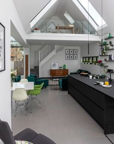 Real home: this charming cottage has a stunning modern extension #extension #openplan #realhomes