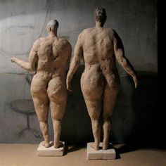 Anna Kozłowska- Łuc Sculpture Art, Ceramic Sculptures, Bronze, Contemporary Ceramics, Clay Art, Figurative Art, Ceramic Art, Art Dolls, Pottery
