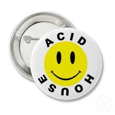 Las chapas de Acid House