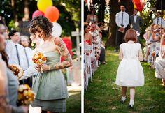 Harper and Wes // Redding Wedding Photographer
