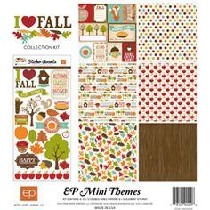I Heart Fall - Echo Park - $7.50