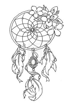 Dreamcatcher tattoo perfect. its exactly what I want, but add a butterfly :)