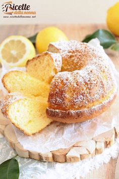 Supersoffice lemon donut photo without scale – backen Pie Dessert, Cookie Desserts, Donut Decorations, Plum Cake, Italian Cookies, Cake Cookies, Donuts, Cake Recipes, Food Photography