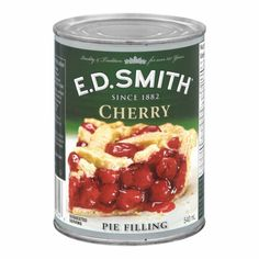 Mr Case Supplier of Edsmith Pie Filling Cherry delivery to your home or office in Toronto, Ontario, Canada. comes in a case of Edsmith Pie Filling Cherry Valeur Nutritive, Toronto, Salsa, Cherry, Pie, Desserts, Food, Ontario, Delivery