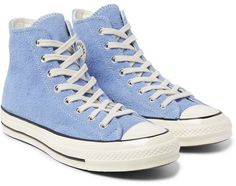 e5247814d158 Converse 1970s Chuck Taylor All Star Suede High-Top Sneakers Converse  Shoes