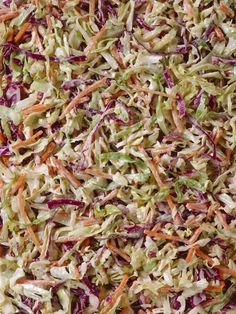 Cómo hacer aderezo para una ensalada de col con tan sólo 4 ingredientes