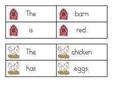 Fun on The Farm Literacy Mini Unit Farm Activities, Classroom Activities, Preschool Farm, Preschool Centers, Classroom Ideas, Kindergarten Themes, Kindergarten Lesson Plans, Farm Lessons, Circle Map