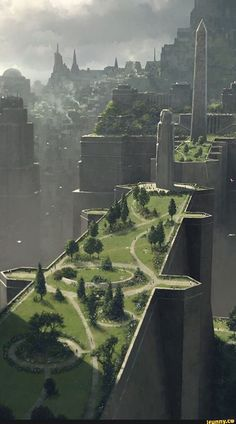 Landscape Concept Art Fantasy Sci Fi 65 Ideas For 2019 Fantasy City, Fantasy Places, Fantasy Kunst, Fantasy World, Sci Fi Fantasy, Digital Art Fantasy, Fantasy Castle, Fantasy Fiction, High Fantasy