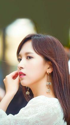 "❤""Mina"" Twice ❤🍀💋🌿🌷🌻💙❤🇰🇷 Kpop Girl Groups, Korean Girl Groups, Kpop Girls, Nayeon, K Pop Idol, Twice Kpop, Myoui Mina, Girl Bands, South Korean Girls"