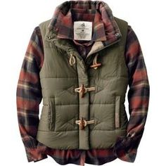 Explorer Quilted Vest at Legendary Whitetails