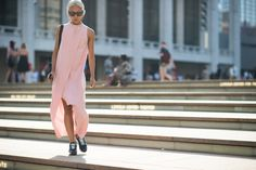 New York Fashion Week Spring 2015 - NYFW Street Style Spring 2015 Day 1