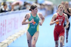 Cochlear Implant Triathlete, Melinda Vernon shares her experience training for the Olympics and wearing a Cochlear™ implant. #CochlearImplant #Hearingloss #Deaf #Sport #Olympics #RioOlympics