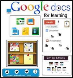 Google Docs for Learning by Susan Oxnevad