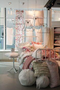 jordbærpiken: Sommerlig soveplass