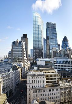 22 Bishopsgate skyscraper to replace the Pinnacle in London by PLP Architecture