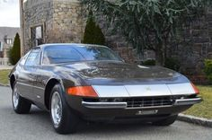 Used 1971 Ferrari Daytona Coupe Stock # 18390 in Astoria, NY at Gullwing Motor Cars, NY's premier pre-owned luxury car dealership. Come test drive a Ferrari today! My Dream Car, Dream Cars, Luxury Car Dealership, Motor Car, Cars For Sale, Ferrari, Photo Galleries, Classic Cars, The Originals