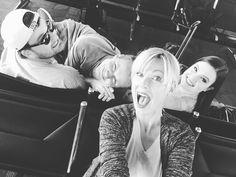 But first, let us take a selfie!! #travelday #cpolife #conlife @mary_brammer @zackbrammer #jakeisintheotherterminal