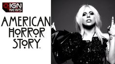 Lady Gaga Joins American Horror Story's Season 5 - IGN News