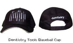 Baseball Cap Dentistry Tools, Dental