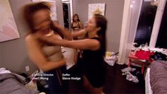 """I got You attacked a fellow Bad Girl!! Why Would You Get Kicked Out Of The """"Bad Girls Club"""" House?"""