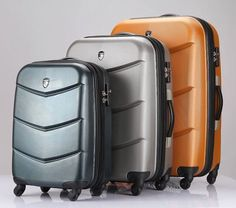 KONAS The World's Only Trackable Luggage and Backpacks