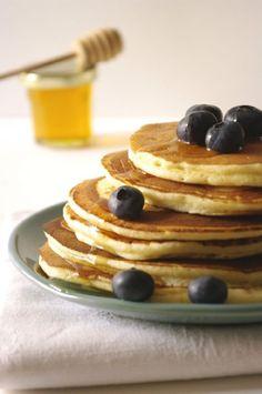 pancakes super moelleux