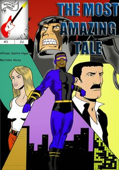 Rock and Roll Comics: The Most Amazing Tale #3