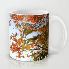 Fall Upon Us.  Mug by Celia Dias - $15.00